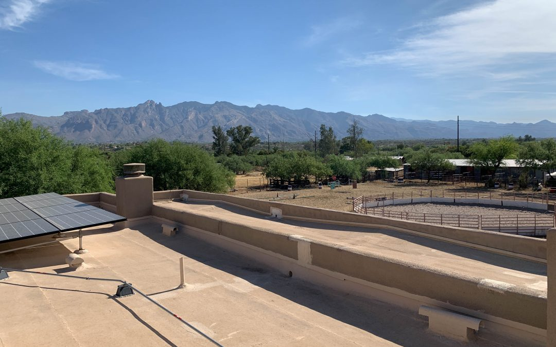Roof Inspection Views